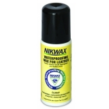 Nikwax WAX FOR LEATHER černý 125ml  -35%