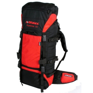 Gemma EXPEDITION 50 Cordura červená -30 %